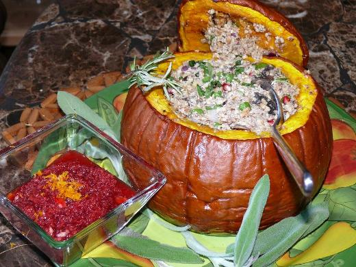 paleo pumpkin