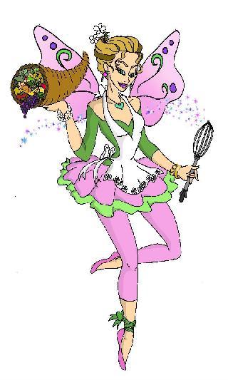 raw food fairy