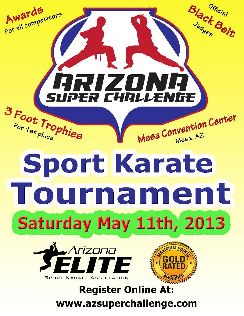 Arizona Super Challenge 2013