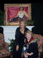 Sandra & Bobi in booth
