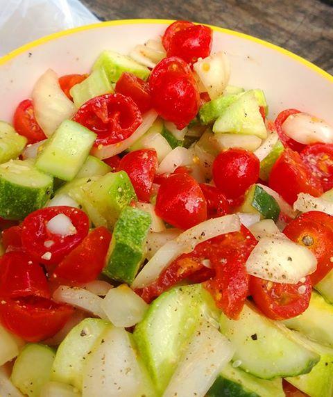 Cucumbers_Tomato_Salad
