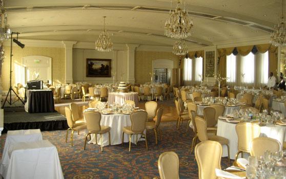 CC banquet room