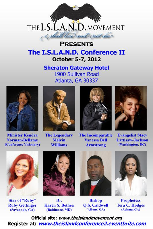 The ISLAND Conference II