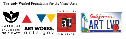 2011 Visual Arts Funders