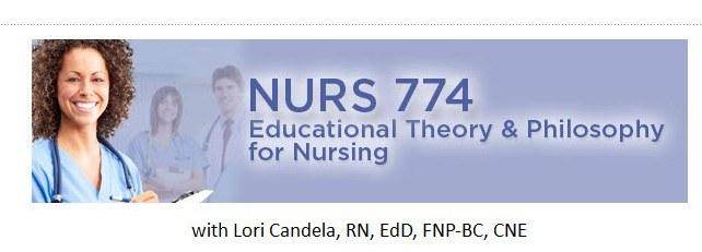 Online Nursing Homepage