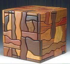 Cube, George Morrison, 1988