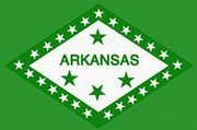 green AR flag