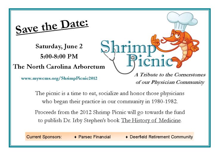 Shrimp Picnic