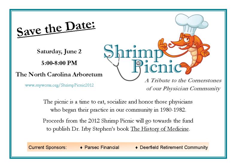 Shrimp Picnic 2012