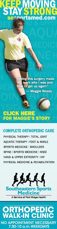Southeastern Sports Medicine Ad