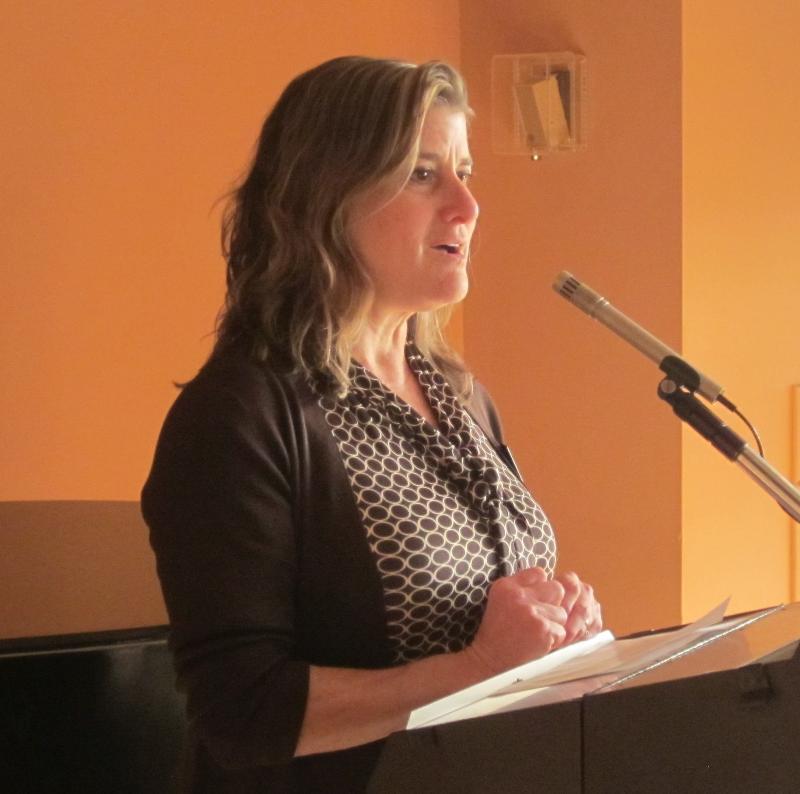 Photo: Miriam Schwarz, WCMS CEO