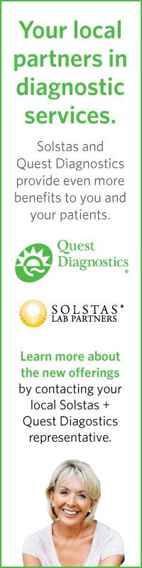 Sponsor Message: Quest Diagnostics