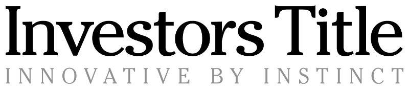 Investors Title Logo with Tagline