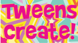 tweens create logo
