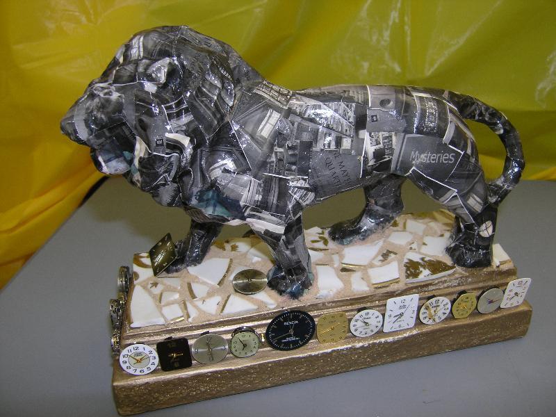 Lion's pride winner