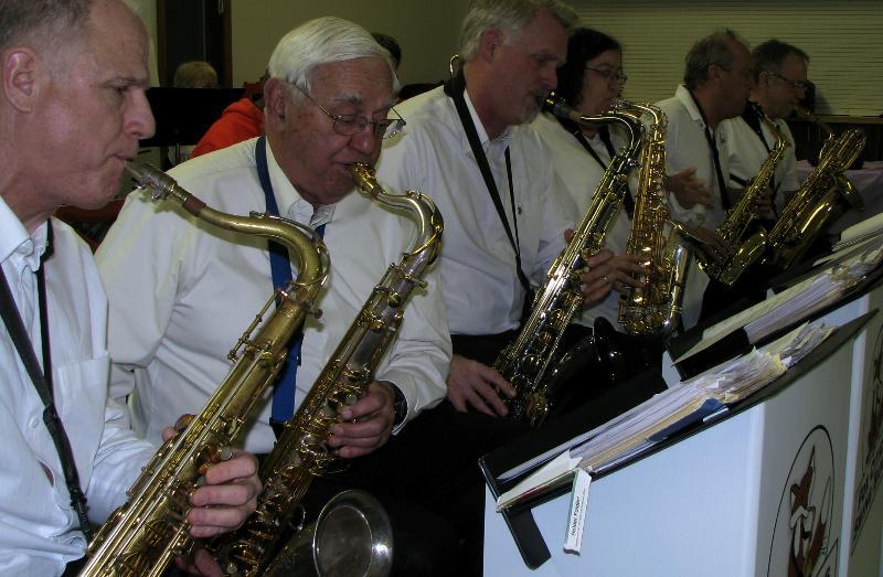Fox Cities Swing Band