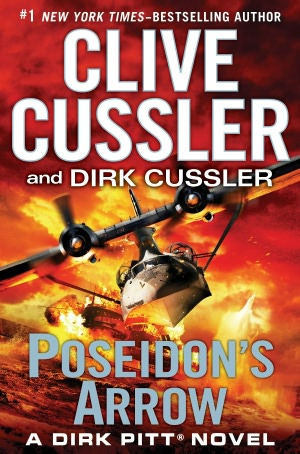 cussler book cover
