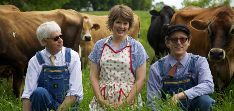 Wisconsin Public Television's Around the Farm Table