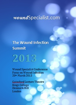 wound summit poster