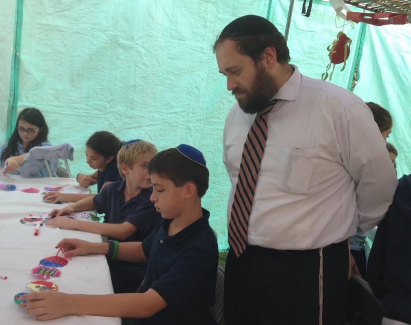 Simchat Torah: Touching God's Heart, by Rabbi Ari Karp