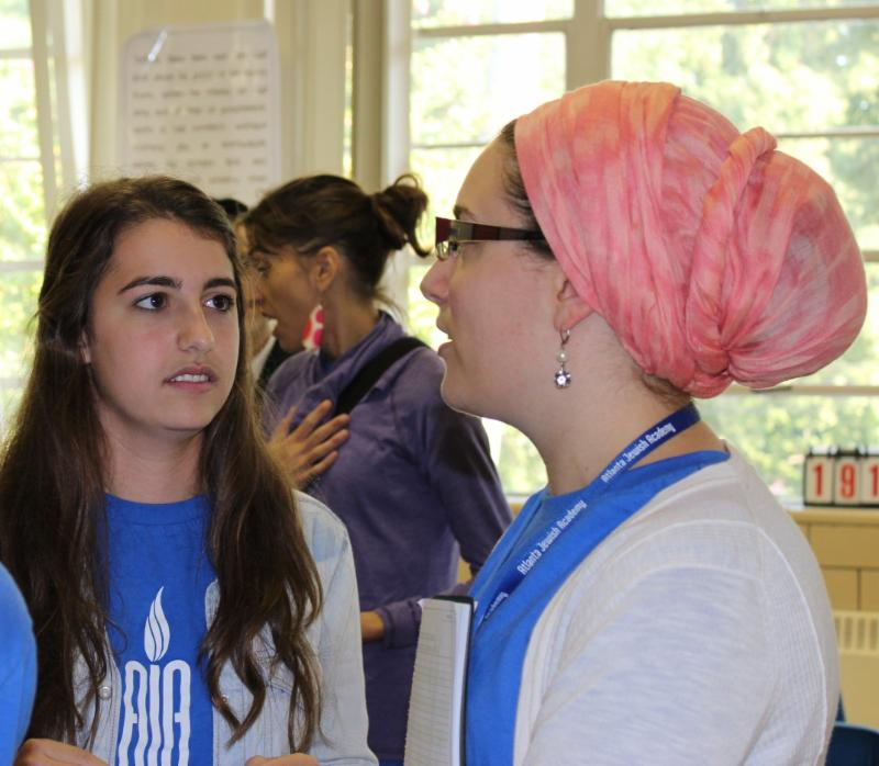Shemini Atzeret: Stay, by Mrs. Sonia Hoffman