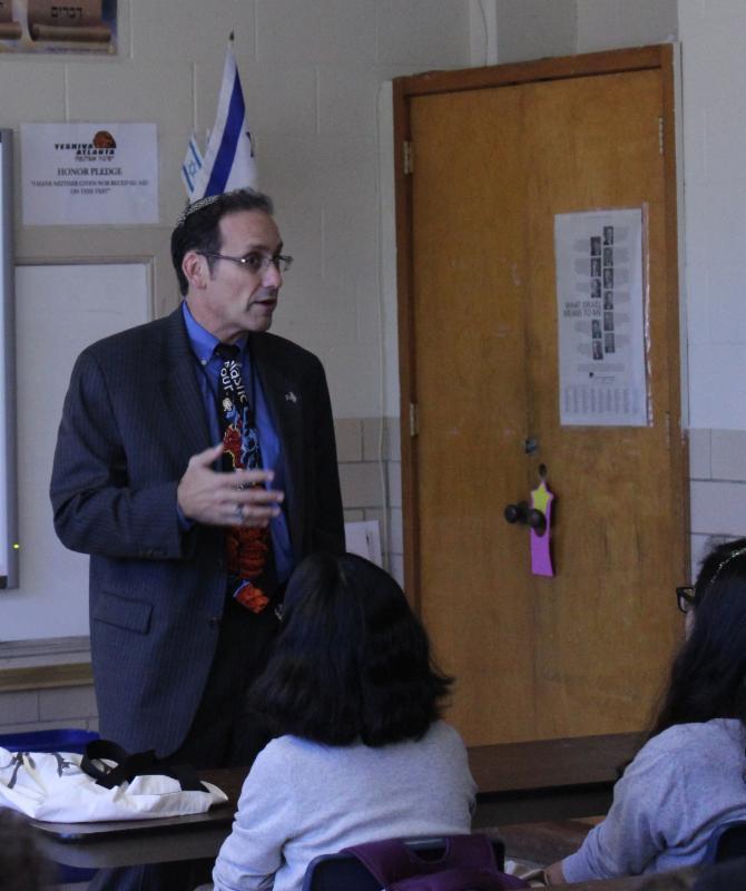 Parshat Noach: Whose Roots? by Rabbi Reuven Travis