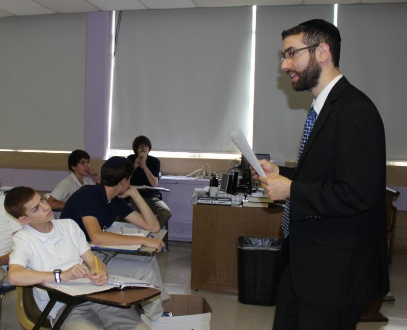 Yom Kippur: Fulfilling the Mission, by Rabbi Jake Czuper