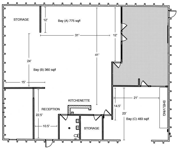 elixir floorplan