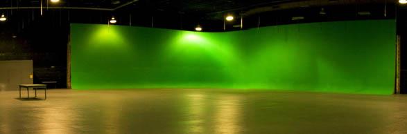 garson green screen