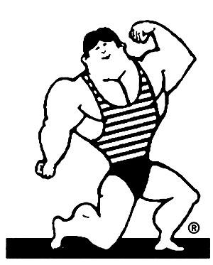 Strong Man Logo http   archive constantcontact com fs019 1102296456889    Strong Man Logo