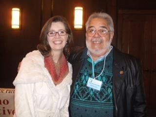 Rachel Zenzinger, Ron Gallegos