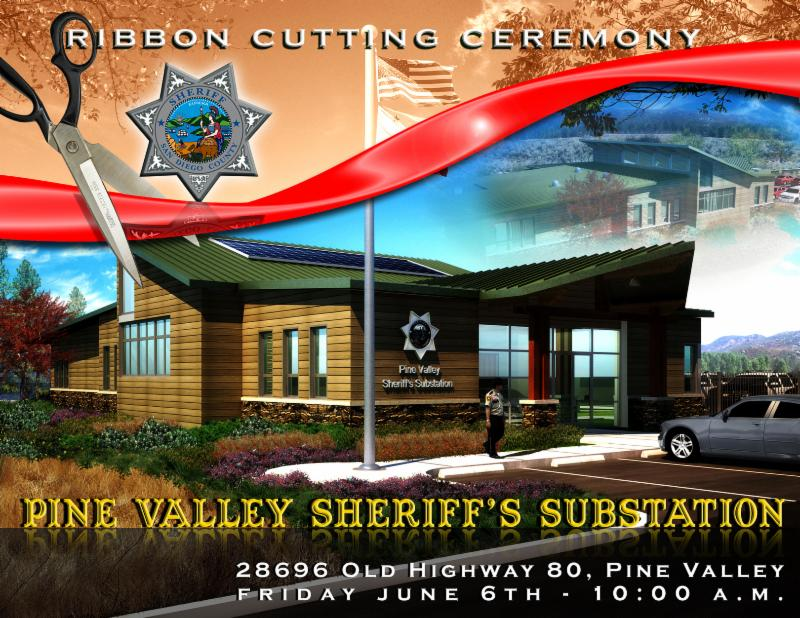 Pine Valley Sheriff's Substation