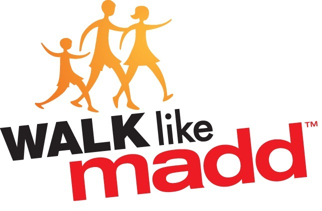 Join Us For Walk Like MADD