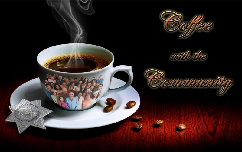 Coffee with the Community Encinitas