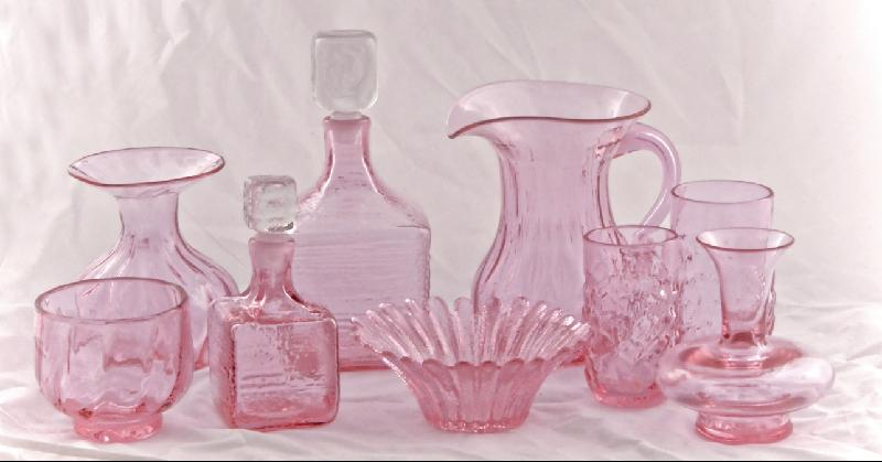 New Pink Ice Pieces