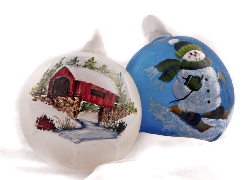 Limited Edition Ornaments