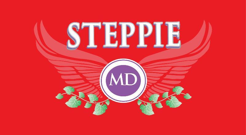 SteppieMD logo