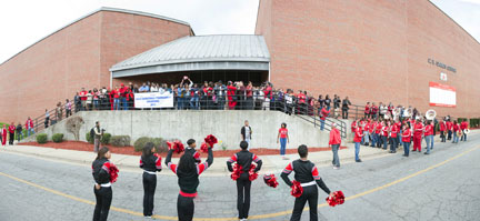 CIAA Team Send Off