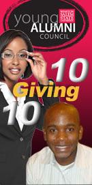 Ten Giving Ten