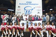 CIAA Championship Win 2012