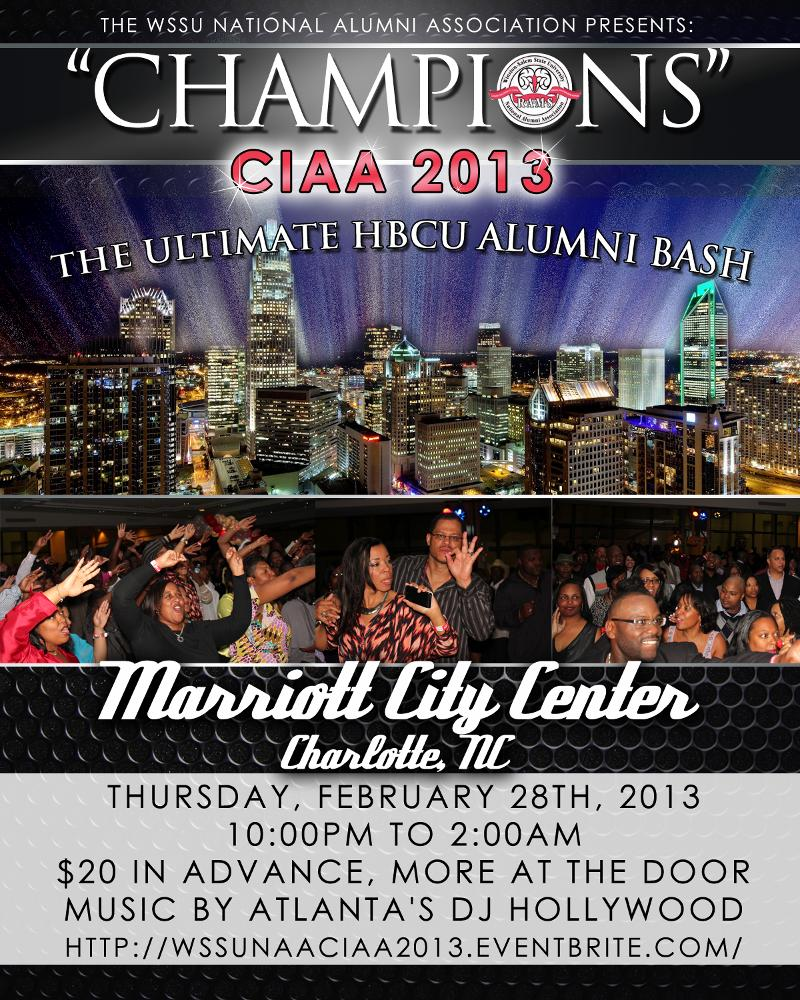 2013 CIAA Thursday Night Party