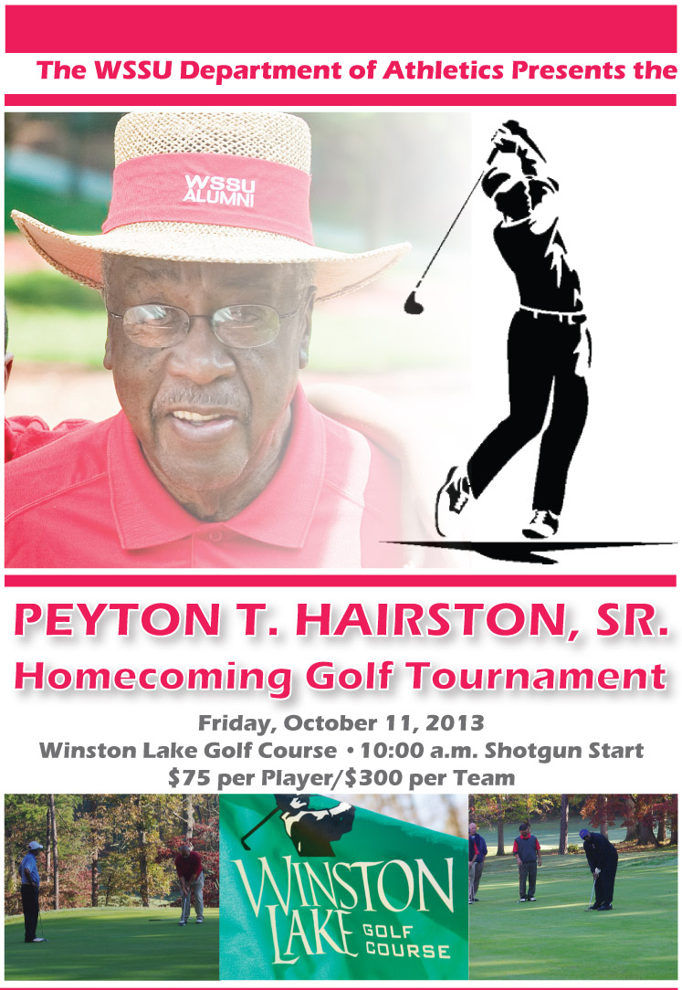 Peyton T. Hairston, Sr. Homecoming Golf Tournament