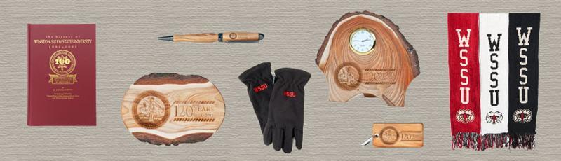 WSSU Commemorative Items