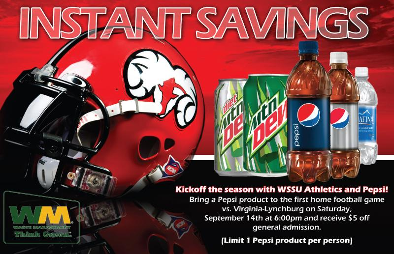 Insant Savings With Pepsi