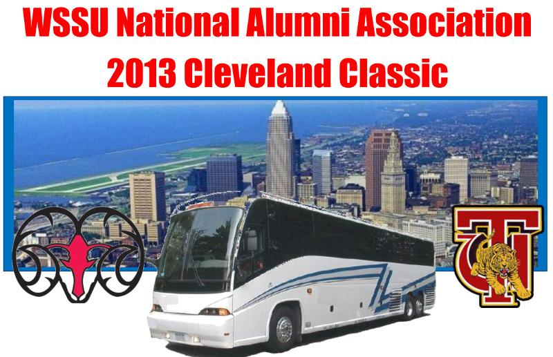 NAA Cleveland Classic Bus Ride