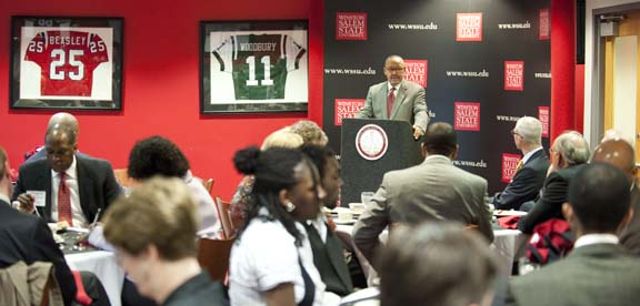 Chancellor Reaves Breakfast Briefing