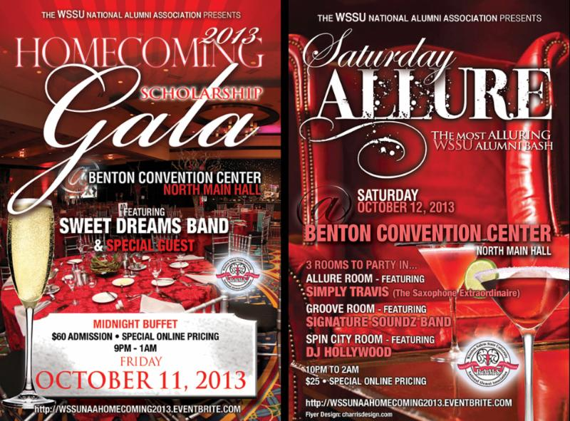 NAA Homecoming Events