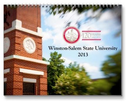 WSSU 2013 Calendar