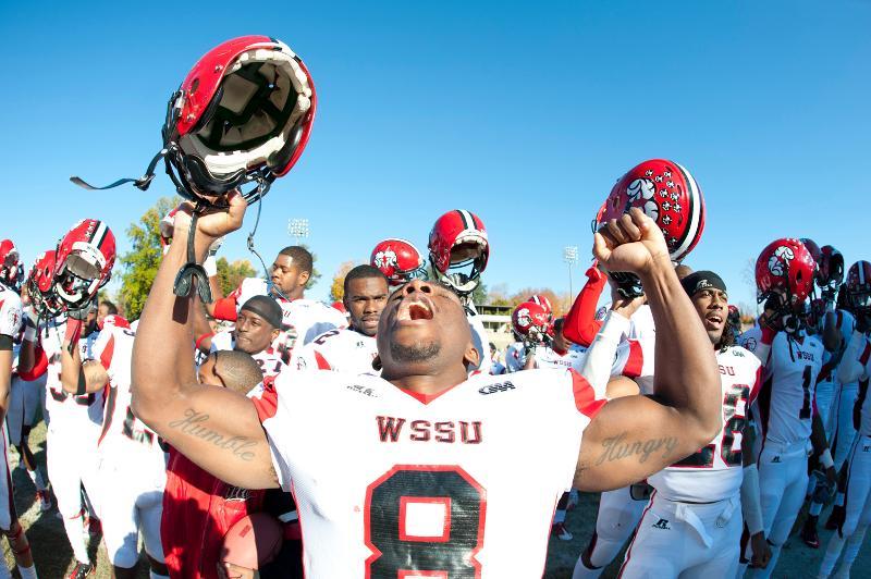 WSSU vs. Shaw