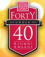 Forty Under Forty Logo
